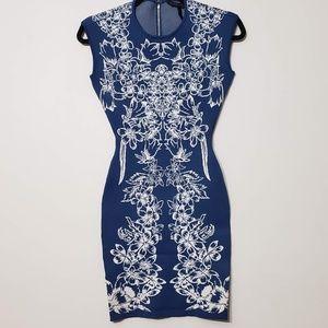 BCBG MaxAzria Ellena Bodycon Dress, sz XS